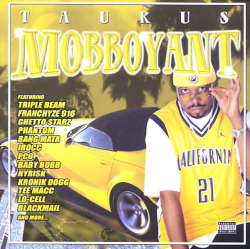"TAURUS ""MOBBOYANT"" (USED CD)"