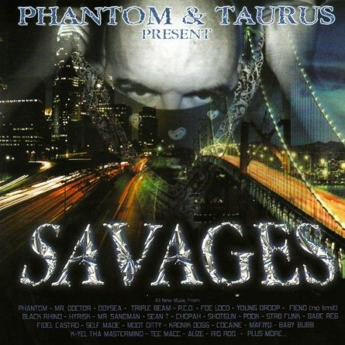 "PHANTOM & TAURUS PRESENT ""SAVAGES"" (USED CD)"