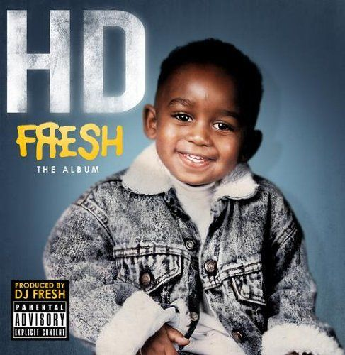 "HD ""FRESH: THE ALBUM"" (USED CD)"