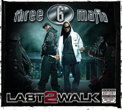 "THREE 6 MAFIA ""LAST 2 WALK [DELUXE EDITION]"" (USED CD+DVD)"