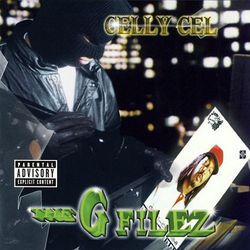 "CELLY CEL ""THE G FILEZ"" (USED CD)"