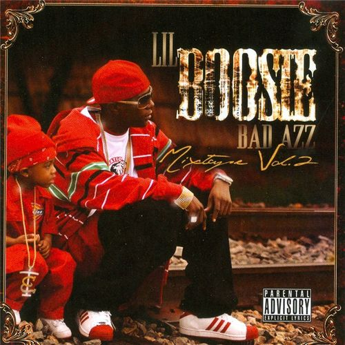 "LIL BOOSIE ""BAD AZZ MIXTAPE VOL. 2"" (USED CD)"