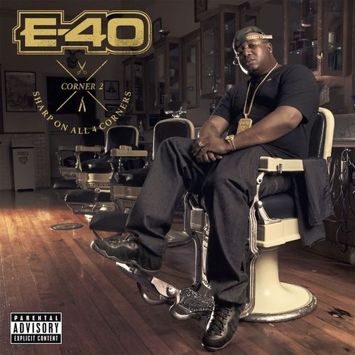 "E-40 ""SHARP ON ALL 4 CORNERS: CORNER 2"" (USED CD)"