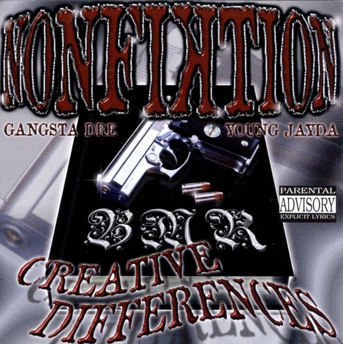 "NONFIKTION ""CREATIVE DIFFERENCES"" (USED CD)"