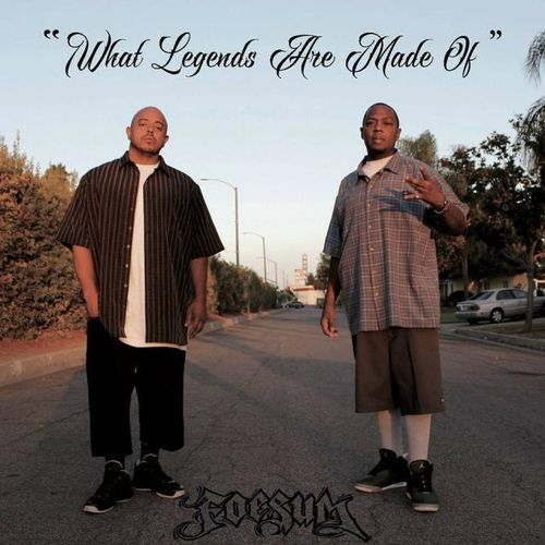 "FOESUM ""WHAT LEGENDS ARE MADE OF"" (NEW CD)"