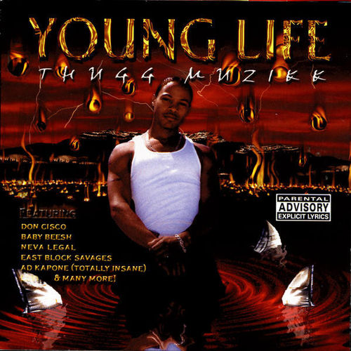 "YOUNG LIFE ""THUGG MUZIKK"" (USED CD)"