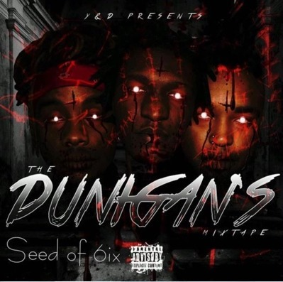 "SEED OF 6IX (SO6IX) ""THE DUNIGANS MIXTAPE"" (NEW CD)"