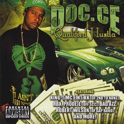 "DOC.CE ""QUALIFIED HUSTLA"" (NEW CD)"
