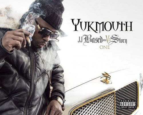 "YUKMOUTH ""JJ BASED ON A VILL STORY: ONE"" (NEW CD)"