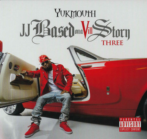"YUKMOUTH ""JJ BASED ON A VILL STORY:THREE"" (NEW CD)"