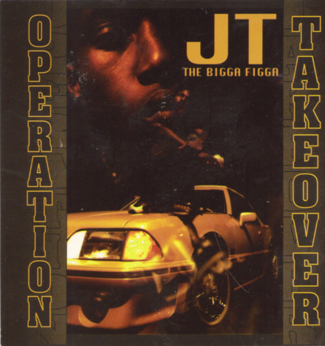 "JT THE BIGGA FIGGA ""OPERATION TAKEOVER"" (USED CD)"