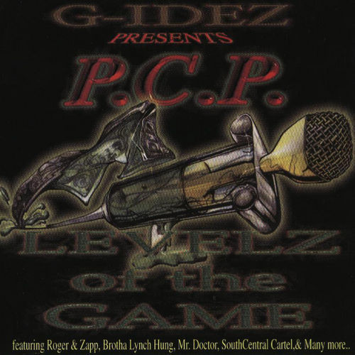 "G-IDEZ PRESENTS P.C.P. ""LEVELZ OF THE GAME"" (USED CD)"