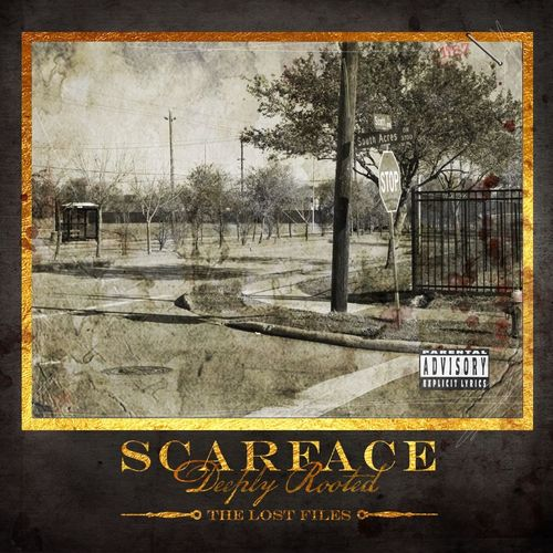 "SCARFACE ""DEEPLY ROOTED: THE LOST FILES"" (USED CD)"