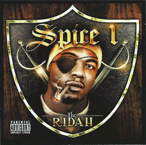 "SPICE 1 ""THE RIDAH"" (USED CD)"