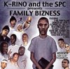 "K-RINO AND THE SPC ""FAMILY BIZNESS"" (USED CD)"