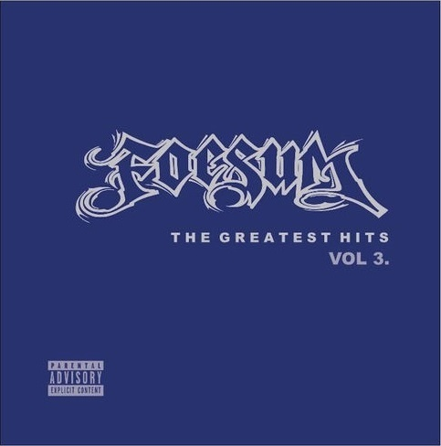 "FOESUM ""THE GREATEST HITS VOL. 3"" (NEW CD)"