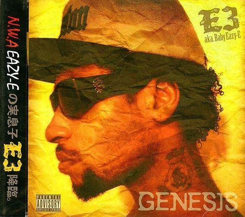 "E3 (AKA BABY EAZY-E) ""GENESIS"" (NEW CD)"
