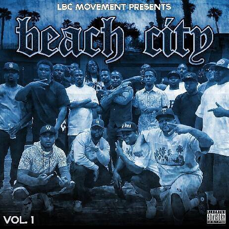 "LBC MOVEMENT PRESENTS ""BEACH CITY VOL. 1"" (NEW CD)"