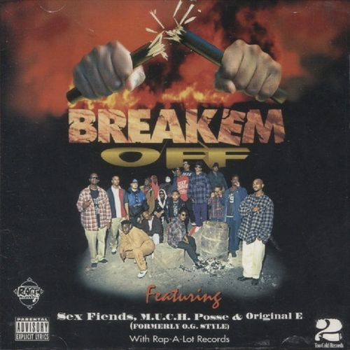 "VARIOUS ARTISTS ""BREAK'EM OFF"" (USED CD)"