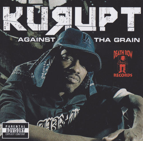 "KURUPT ""AGAINST THA GRAIN"" (USED CD)"
