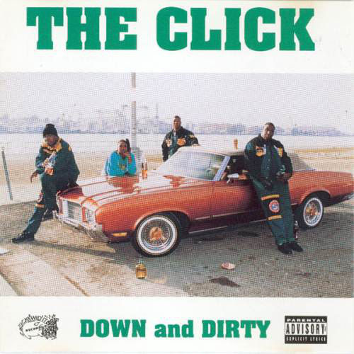 "THE CLICK ""DOWN AND DIRTY"" (USED CD)"