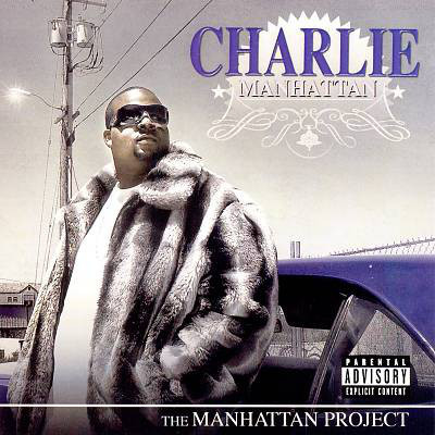 "CHARLIE MANHATTAN ""THE MANHATTAN PROJECT"" (USED CD)"