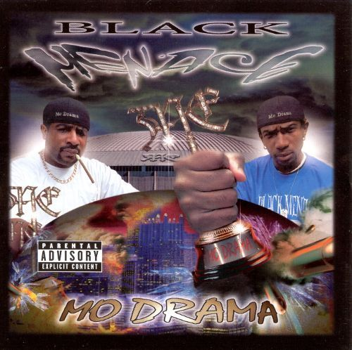 "BLACK MENACE ""MO DRAMA"" (USED CD)"