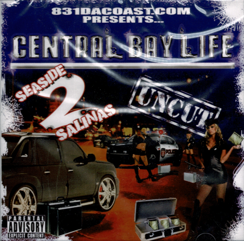 "831DACOAST.COM ""CENTRAL BAY LIFE 2"" (NEW 2-CD)"