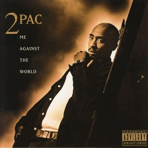 "2PAC ""ME AGAINST THE WORLD"" (USED CD)"