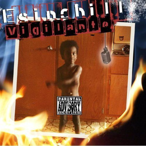 "ESINCHILL (OF DIGITAL UNDERGROUND) ""VIGILANTE"" (USED CD)"