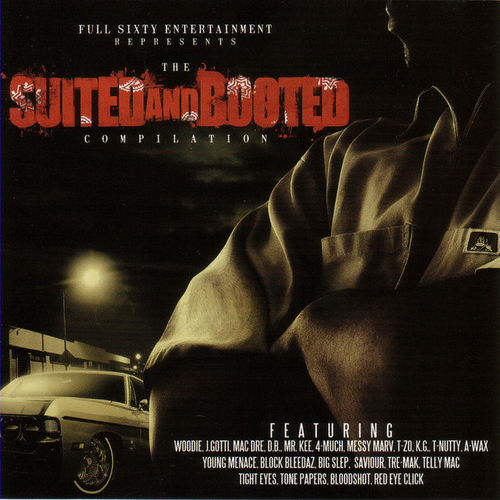 "FULL SIXTY ENTERTAINMENT ""SUITED AND BOOTED"" (NEW CD)"