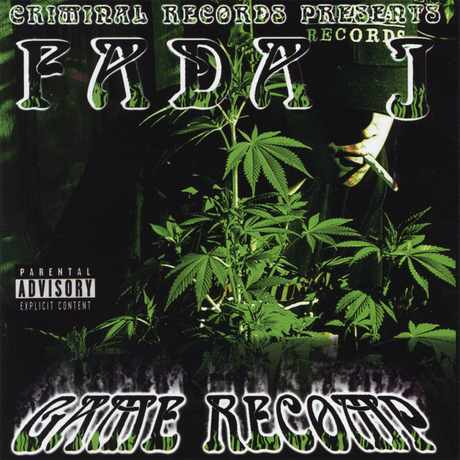 "FADA J ""GAME RECOMP"" (USED CD)"