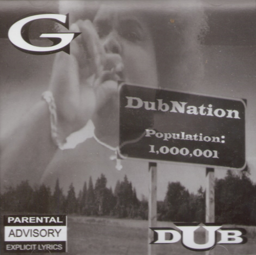 "G-DUB ""DUB NATION"" (USED CD)"