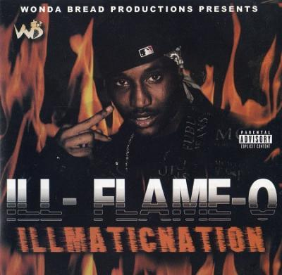 "ILL-FLAME-O ""ILLMATICNATION"" (NEW CD)"