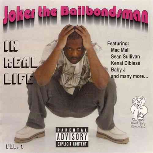"JOKER THE BAILBONDSMAN ""IN REAL LIFE"" (USED CD)"