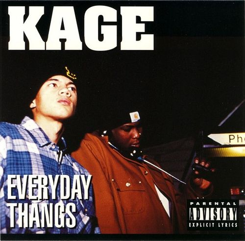 "KAGE ""EVERYDAY THANGS"" (USED CD)"