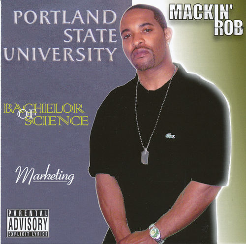 "MACKIN ROB ""BACHELOR OF SCIENCE"" (NEW CD)"