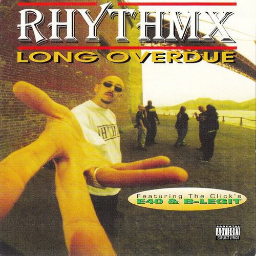 "RHYTHMX ""LONG OVERDUE"" (USED CD)"