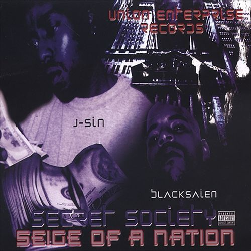"SECRET SOCIETY ""SEIGE OF A NATION"" (USED CD)"
