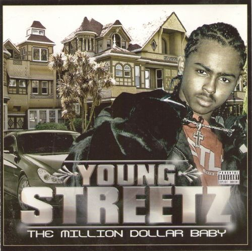 "YOUNG STREETZ ""THE MILLION DOLLAR BABY"" (USED CD)"