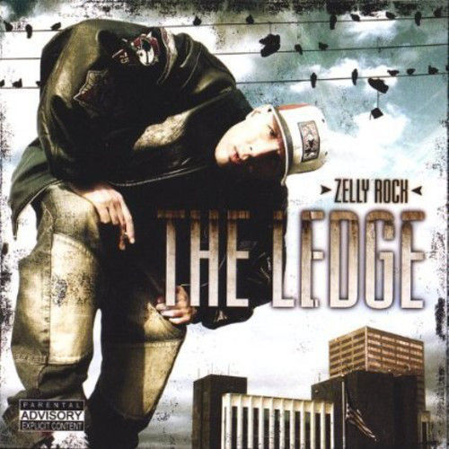 "ZELLY ROCK ""THE LEDGE"" (NEW CD)"