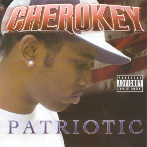 "CHEROKEY ""PATRIOTIC"" (USED CD)"