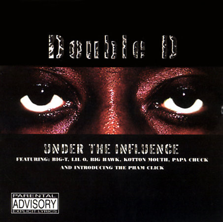 "DOUBLE D ""UNDER THE INFLUENCE"" (USED CD)"