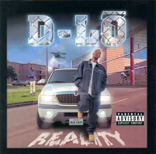 "D-LO ""REALITY"" (USED CD)"