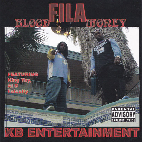 "FILA ""BLOOD MONEY"" (USED CD)"
