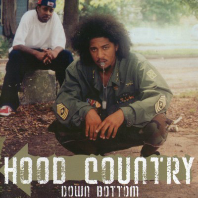 "HOOD COUNTRY ""DOWN BOTTOM"" (NEW CD)"