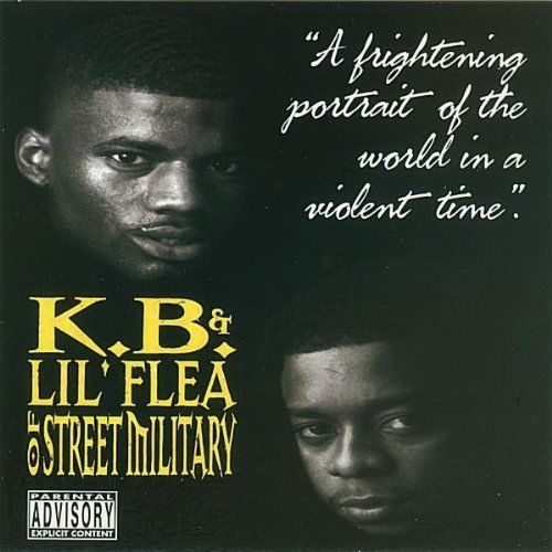 "K.B. & LIL' FLEA (OF STREET MILITARY) ""A FRITGHTENING PORTRAIT..."" (USED CD)"