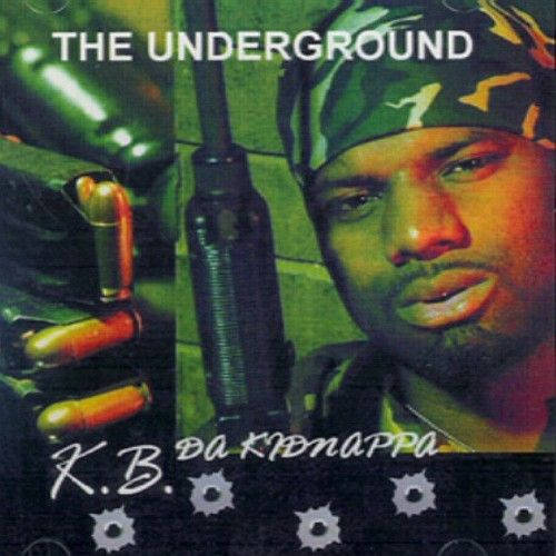 "K.B. DA KIDNAPPA ""THE UNDERGROUND"" (USED CD)"