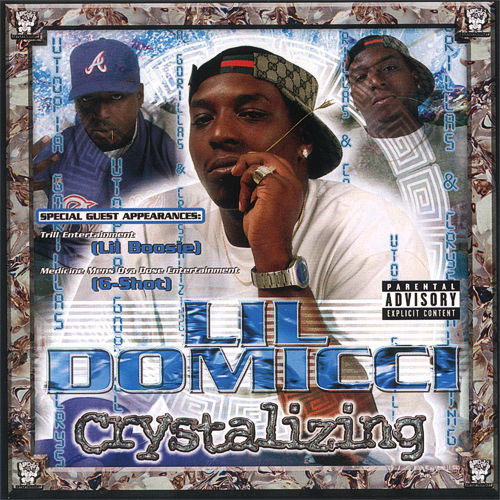 "LIL DOMICCI ""CRYSTALIZING"" (USED CD)"