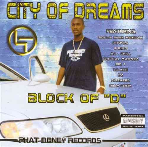 "LT ""CITY OF DREAMS"" (USED CD)"